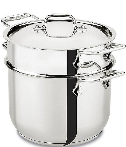 All-Clad 6-Quart Pasta Pot with Lid