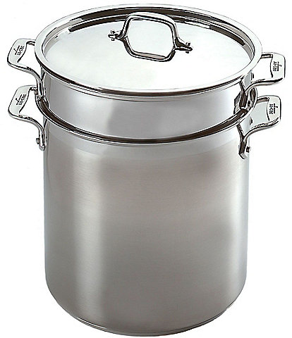 All-Clad Stainless Steel 4-Piece Multicooker