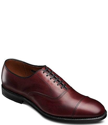Allen-Edmonds Park Avenue Cap-Toe Leather Dress Oxfords