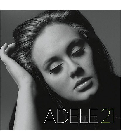 Alliance Entertainment Adele 21 Vinyl Record