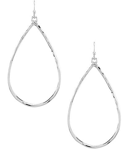 Anna & Ava Angela Tear Drop Earrings