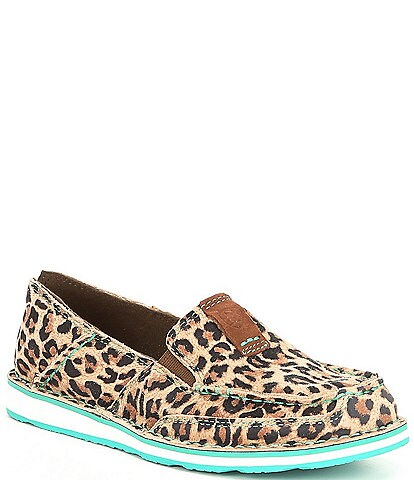 Ariat Cruiser Cheetah Slip-Ons