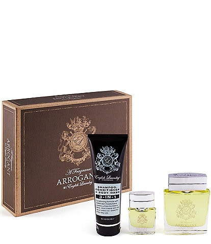 Arrogant by English Laundry Gift Set