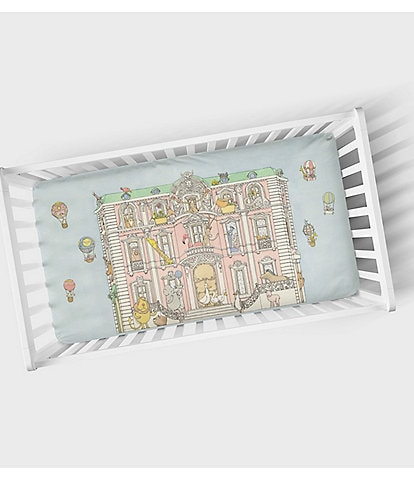 Atelier Choux Paris Baby Monceau Fitted Crib Sheets