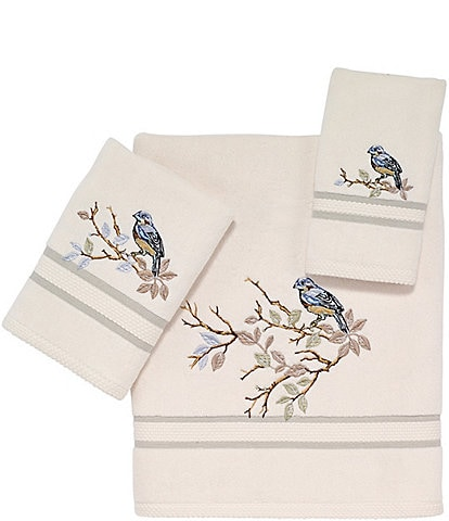 Avanti Love Nest Bath Towels