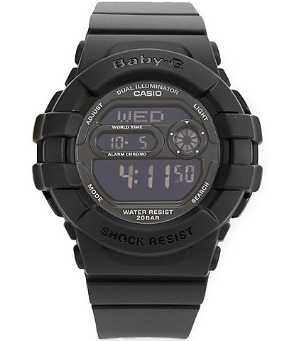 Baby-G 3D Protection Multifunction Digital Watch