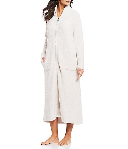 Barefoot Dreams Cozy Chic Full Zip-Front Robe
