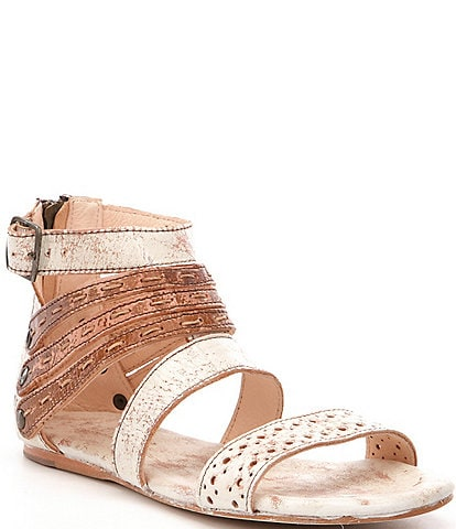 Bed Stu Artemis Multi-Strap Sandals