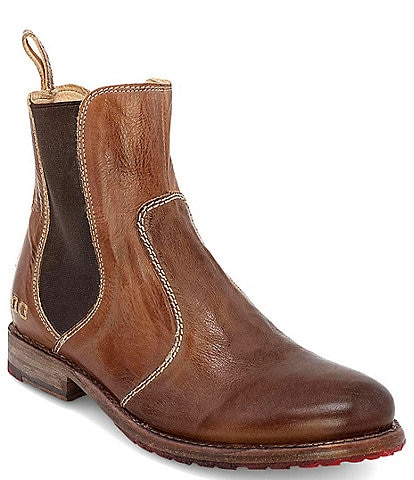 Bed Stu Nandi Leather Chelsea Boots