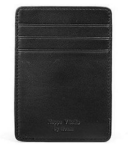 Bosca Deluxe Front-Pocket with Clip Wallet