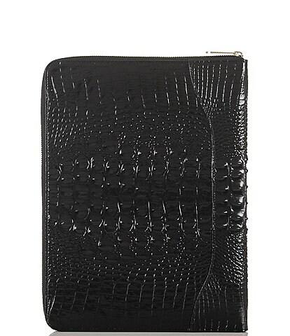 Brahmin Melbourne Collection Dartmouth Leather Portfolio