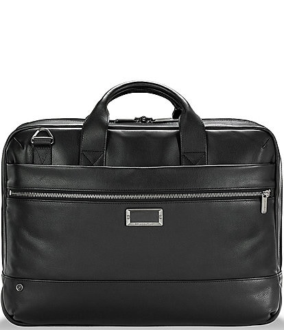 Briggs & Riley @ Work Leather Medium Briefcases