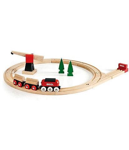 Brio Freight Train Set