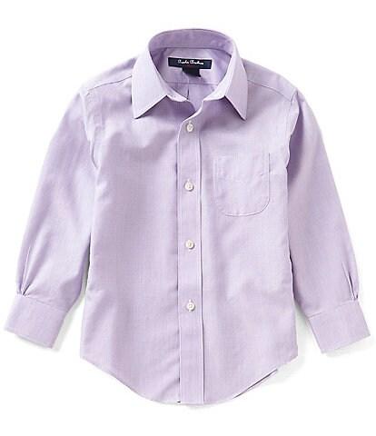Brooks Brothers Little/Big Boys 4-20 Non-Iron Button-Down Dress Shirt