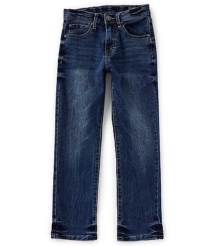 Buffalo David Bitton Big Boys 8-20 Driven Relax Straight Jeans