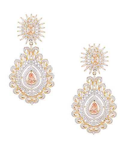 C by Cezanne Sydney Statement Earrings