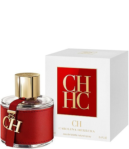 Carolina Herrera CH Red Eau de Toilette Spray