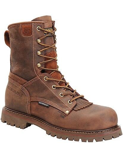 Carolina Men's 28 Series Waterproof Composite Toe Work Boots