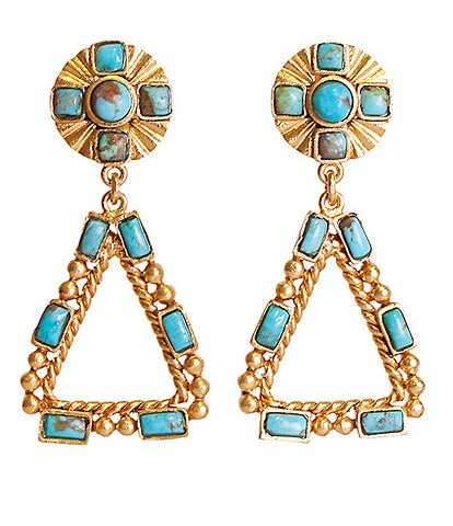 Christina Greene Navajo Chandelier Earrings