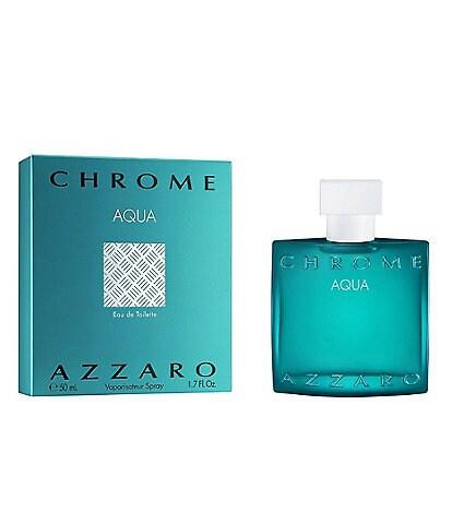 Chrome Aqua by Azzaro Eau de Toilette Spray