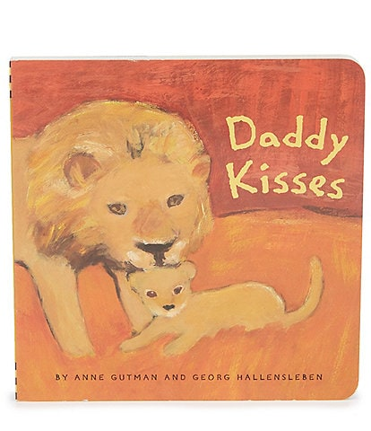 Chronicle Books Daddy Kisses Book