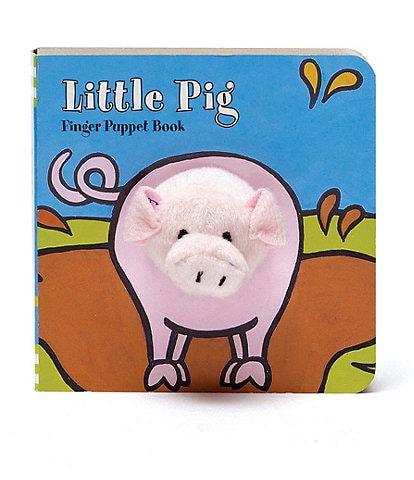 Chronicle Books Little Pig Finger Puppet Book