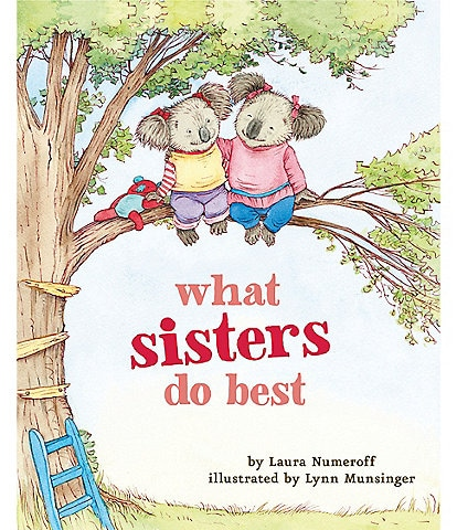 Chronicle Books What Sisters Do Best Book