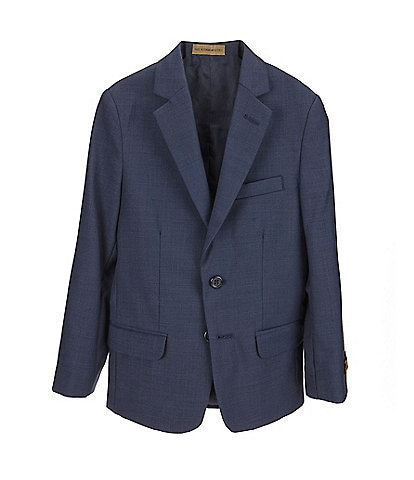 Class Club Gold Label Big Boys 8-20 Blazer