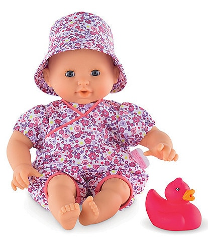 Corolle Dolls Floral Bath Bloom Baby Doll