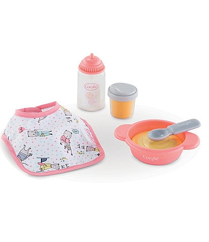 Corolle Dolls Mealtime Set for Baby Dolls