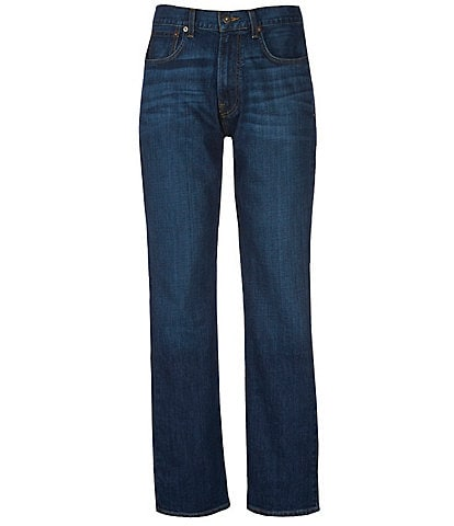 Cremieux Jeans Straight-Fit Stretch Jeans