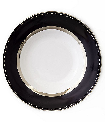 Darbie Angell Black Luxe Serving Bowl
