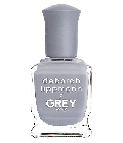 Deborah Lippmann Grey Jason Wu Gel Lab Pro Polish