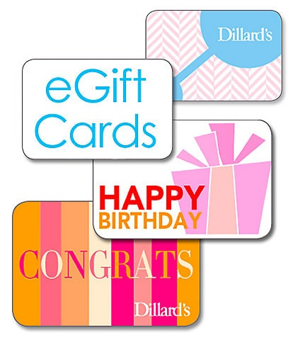 Dillard's eGift Card