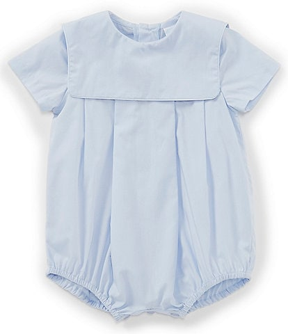 Edgehill Collection Baby Boys Newborn-24 Months Bubble Coverall