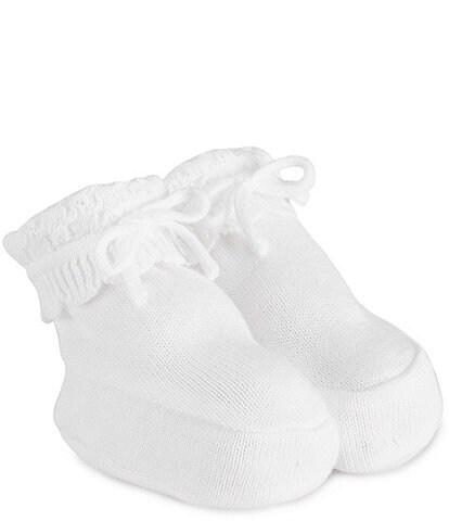 Feltman Brothers Baby Girls' Newborn Knit Booties