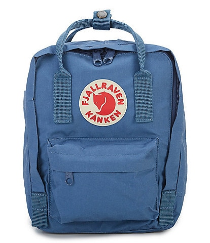 Fjallraven Mini Kanken Water-Resistant Backpack
