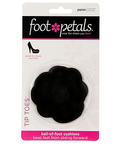 Foot Petals Poron® Tip Toes With Softspots
