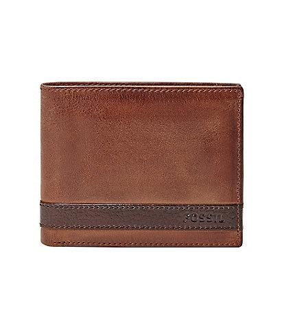 Fossil Quinn Flip ID Bifold Wallet