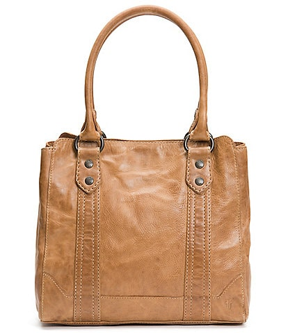 Frye Melissa Washed Leather Tote
