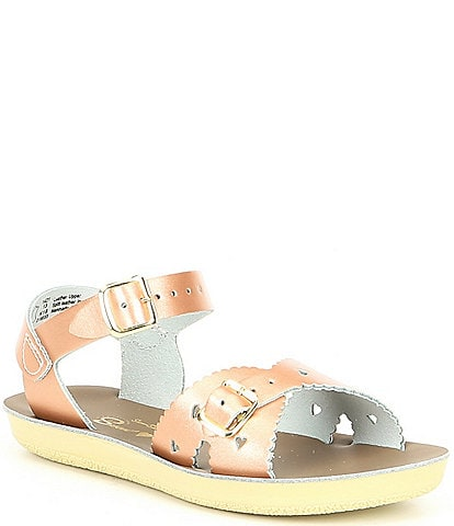 Girls' Salt Water by Hoy Sweetheart Sandal