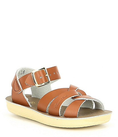 Girls' Salt Water by Hoy Swimmer Leather Sandal
