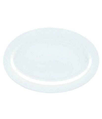 Gorham Woodbury Bone China Oval Platter