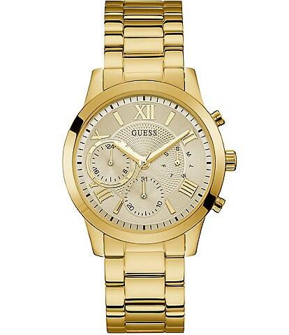 Guess Solar Multifunction Bracelet Watch
