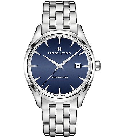 Hamilton Jazzmaster Gent Analog Bracelet Watch