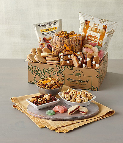 Harry and David Sweet and Salty Gift Box