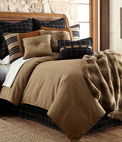 HiEnd Accents Ashbury Comforter Set