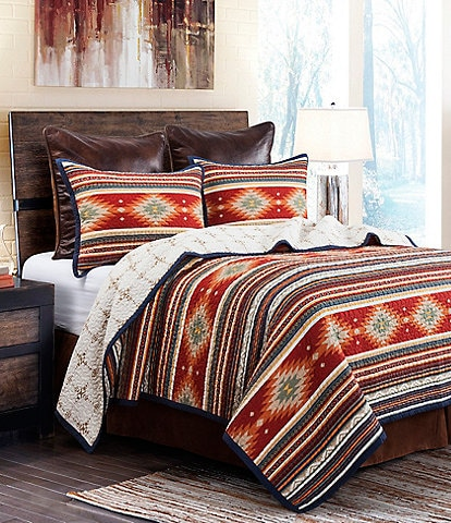 HiEnd Accents Del Sol Quilt Mini Set