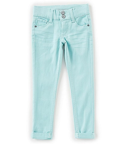 Hippie Girl Little Girls 4-6X Super-Stretchy Ankle Jeggings