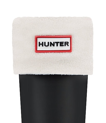 Hunter Fleece Short Boot Socks